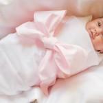 Как правильно запеленать новорождённого