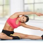 Зарядка для похудения бедер, ног, рук, боков