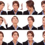 Психология: учимся понимать язык тела, 20 наиболее частых движений и гримас
