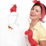 Как избавиться от пятен на одежде