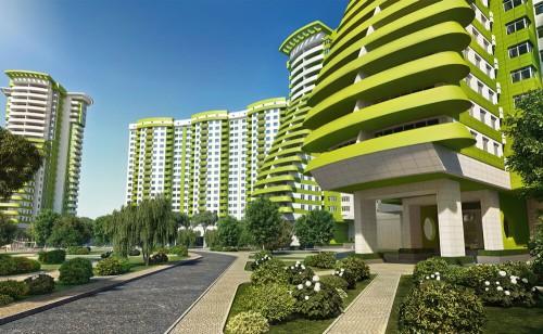 Жилой комплекс Комфорт Парк в городе Калуга