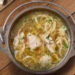 Как приготовить куриный суп с вермишелью и картошкой: 5 лучших способов